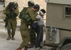 Palestinian-child-prisoner