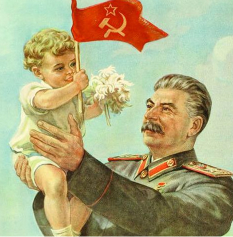 stalin-with-child