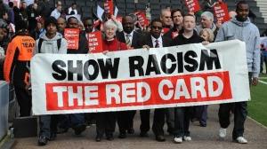 racismredcard