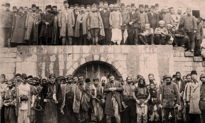 dehumanization of armenian genocide 3 dehumanization dehumanization, as the word suggests, is a process by which a particular group is marked as sub-human hitler justified his extermination of the jews by referring to the unpunished armenian genocide.